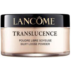 Lancôme Translucence Loose Powder found on Polyvore