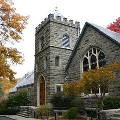 First Congregational Church of Greenwich - Old Greenwich, CT. Where I grew up, was married and had a baby christened.