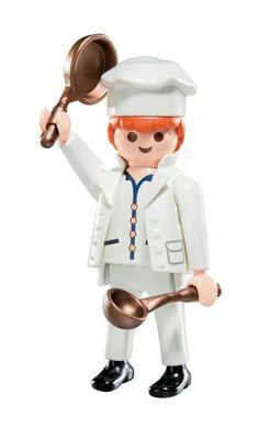 Cocinero   Playmobil