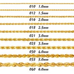 "Mens Womens 14K Real Solid Yellow Gold BOX Chain Necklace 0.6mm ~ 1.3mm 16"",18"",20"",22"",24"" Mens Gold Chain Necklace, 14k Gold Rope Chain, Rope Necklace, Men Necklace, Necklaces, Gold Chains For Men, Metal Stamping, Yellow, Gold Box"
