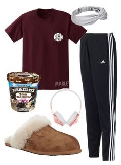 """Sweatpants"" by margaretinmotion ❤ liked on Polyvore"