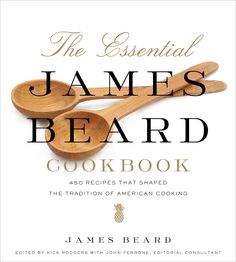 My Bread Bible by James Beard - James Andrew Beard (1903 – 1985) an American chef and food writer. He was instrumental in introducing French Cuisine in a new light and giving gourmet American food an identity.