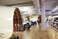 Superdesk Clive Wilkinson Architects 6