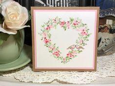 Watercolor Weekend Roundup - Love In the Air Funny Valentine, Roses Valentine, Valentines Watercolor, Valentine Wreath, Valentine Day Cards, Wreath Watercolor, Watercolor Cards, Watercolor Flowers, Wedding Cards Handmade