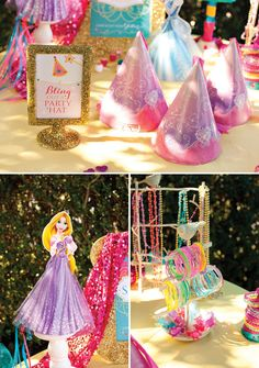 Princess party ideas | Learn more about the Disney Princess Dream Party collection below: