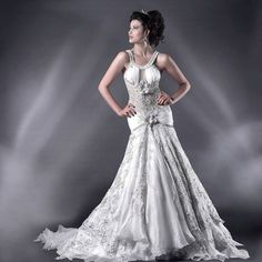 Nice Wedding Dresses Instyle Fashion One