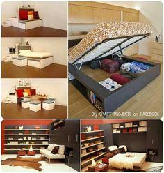 great storage idea...