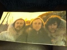 Self Titled Crosby, Stills and Nash  This is the inside of the Gatefold Cover