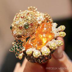 Autumn fishy shades  @wendyyuejewelry #precieuxwebzine