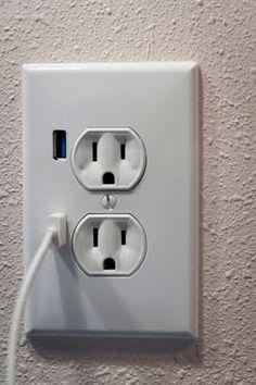 Mac IT Help: Fastmac U-Socket USB/Power Outlet