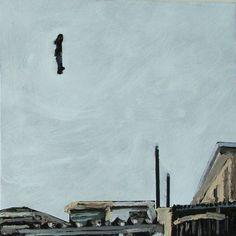 Homem Flutuando II