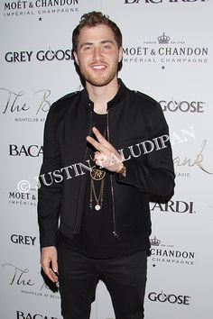 Mike Posner at The Bank Nightclub at The Bellagio Hotel and Casino on May 24, 2014 in Las Vegas, Nevada.