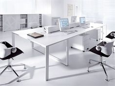 At MSL we are curating an eclectic portfolio of exclusive contemporary office furniture, from a selection of European manufacturers. Our collection includes reception desks, executive and boardroom furniture, office workstations, seating and storage. Boardroom Furniture, Home Office Furniture, Office Computer Desk, Office Table, Office Desks, White Office, Open Office, Office Workstations, Contemporary Desk