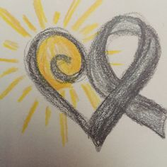 My own drawing and my next tattoo! It's in honor of my uncle who passed away from brain cancer.