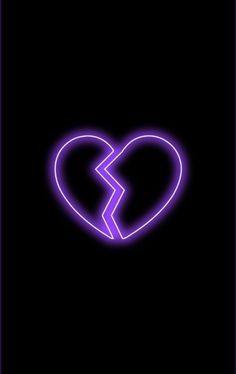 Trendy wallpapers for Android & iPhone Neon Wallpaper, Trendy Wallpaper, Aesthetic Iphone Wallpaper, Black Wallpaper, Wallpaper Quotes, Aesthetic Wallpapers, Cute Wallpapers, Broken Heart Wallpaper, Broken Hearts Club