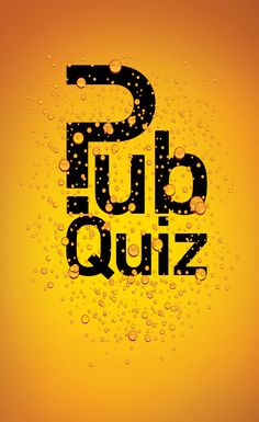 Pub quiz on Behance