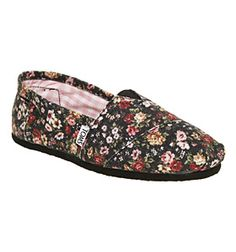 I've found the perfect pair of Toms....and they are unobtainable. Just. My. Luck.