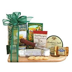 Meat and Cheese Board Gift | Cheese,…