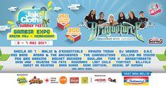 Menjadi bagian VIP Membercard Jakcloth adalah cara asik untuk mengikuti seluruh rangkaian acara Jakcloth Summer Fest 2017. Akan ada 5 orang yang akan meraih Jakcloth VIP Membercard.