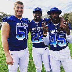 "21k Likes, 253 Comments - Atlanta Falcons (@atlantafalcons) on Instagram: ""Representing ATL in the Pro Bowl """