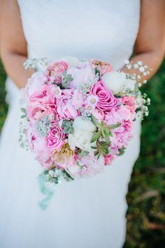 Kit de Beleza de Vera Garcia. #casamento #Portugal #bouquet #rosa