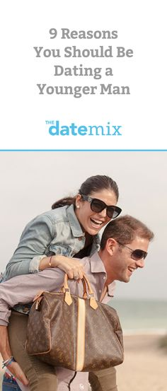 Pin On Older Women Dating Younger Men