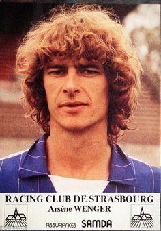 Arsene Wenger as a player