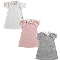 Bio Baby Kleid- von Nurtured by Nature nur heute im Angebot. Schau mal rein!