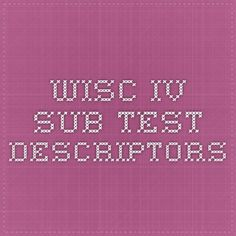 wisciv advanced clinical interpretation practical resources for the mental health professional