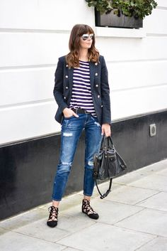 Image result for plaid shirtdress and lace up ballet flats