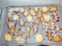 Biscuits sablés au beurre - Recette de cuisine Marmiton : une recette