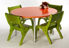 Cool Eco Friendly Kids Furniture  #SproutWatches  #SproutSchoolSupplies