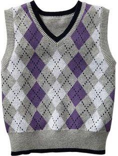 Argyle Sweater Vest | gifts | Pinterest | Argyle sweater vest ...