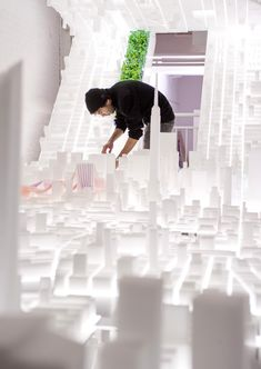 Project New York / Leong Leong, Matter Practice, labDORA, theverymany, and Abruzzo Bodziak Architects take on New York