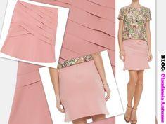 Claudineia Antunes: 80 Modelos de Saias Feminina que Esta na Moda