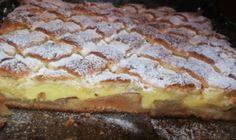 Pudingáč s jablkami (hrnčekový) - Mňamky-Recepty. Hungarian Desserts, Romanian Desserts, Hungarian Recipes, Romanian Food, Dessert Bread, Dessert Bars, Cookie Recipes, Dessert Recipes, Eat Seasonal