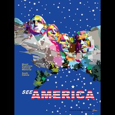 Mount Rushmore National Memorial by Wedha Abdul Rasyid  #SeeAmerica
