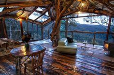 21 Amazing Treehouse Accommodations Around the World : The Secret Treehouse, Australia