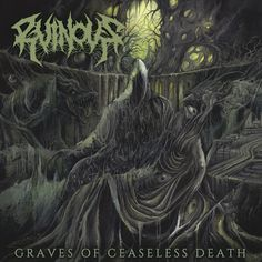 Graves of Ceaseless Death cover art