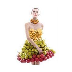 Food dress