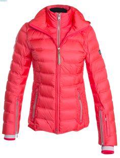 Bogner Women Noemi D Jacket – Neon Coral