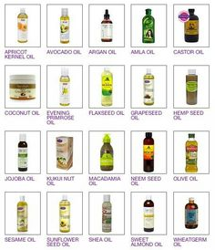 Natural remedies for good hair growth