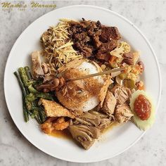 Come hungry. Leave happy.  by rizki_ng  #madeswarung #breakfast #lunch #dinner #baliisland #balifood #indomie #miegoreng #cleaneats #indonesia #onlyinindonesia #nasicampur #food #dance #peformance #bintang #beer #wheninbali #nasicampur #tango #cuisine #indonesiancuisine #asiancuisine #delicious #foodphotography #art #foodoftheday #restaurantsinbali #baliisland #kulinerbali #balibagus #bali #indonesia