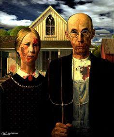 American Gothic by Sdub007