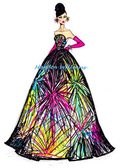 'Colour Burst' by Hayden Williams