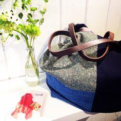 njusd - collection 2016_#upcycling #shopper_#handmade_#hamburg_#herbst_#handtasche_#unikat_#nachhaltig_#fair