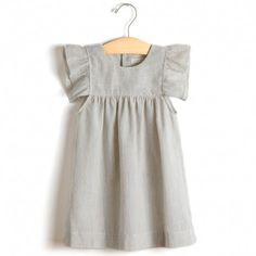 dresses for girls | little lief ruffle sleeve dress