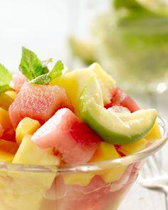Mojito fruitsalade