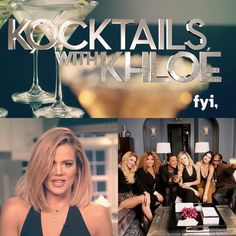 Kris: East coast did you LOVE the debut episode of #kocktailswithkhloe??! Don't spoil it for the west coast lol!! Tune in at 10pm on FYI!!  #proudmama #krisjenner #krisisms