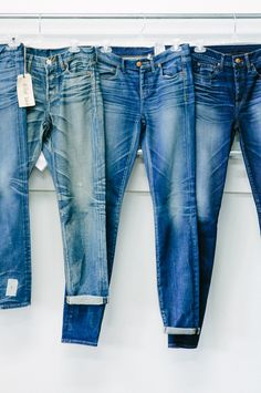 5 Things We Bet You Didn't Know About Our Jeans
